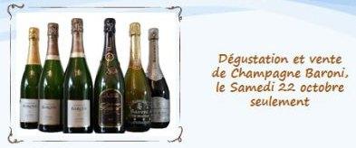 Notre gamme de Champagne