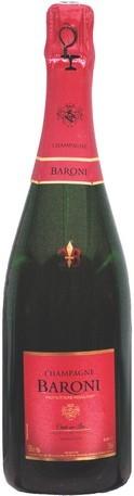 Champagne Cuvée Tentation